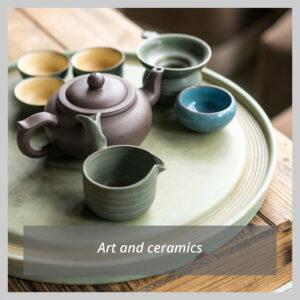 Art and ceramics
